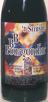 BBBourgondier bottle.