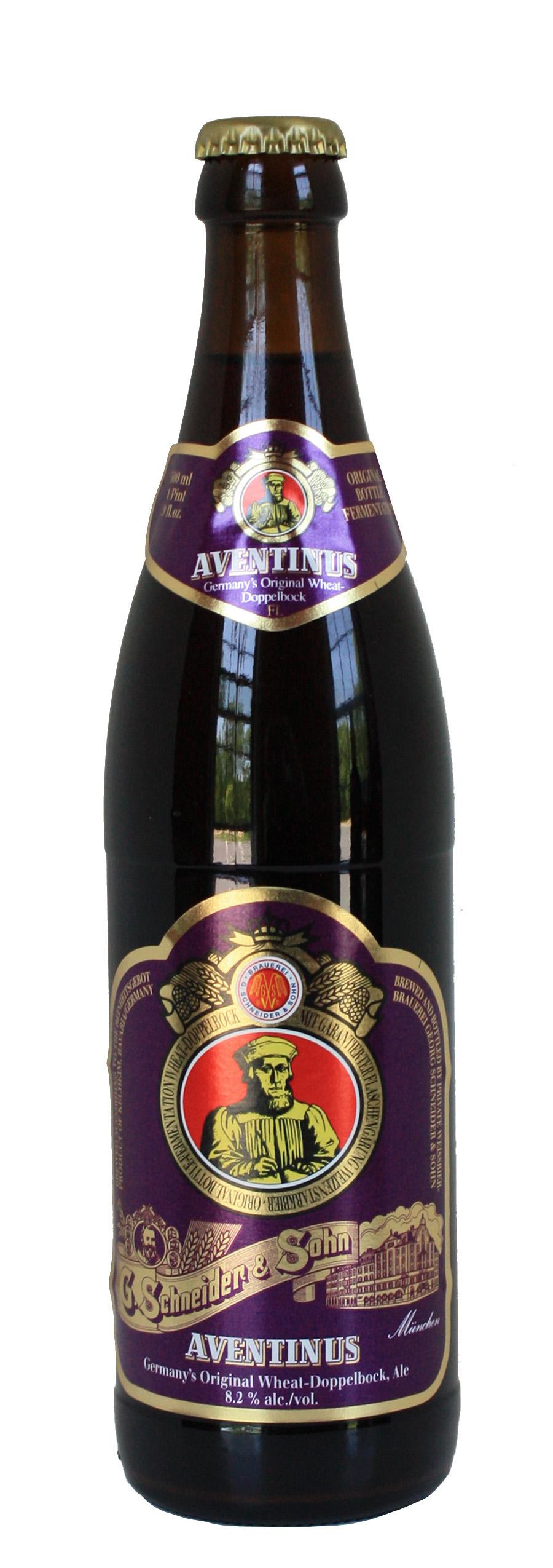 Schneider Weisse Aventinus Wheat Doppelbock   BeerPulse